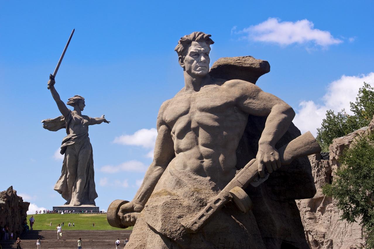 Мемориальный комплекс «Мамаев курган»