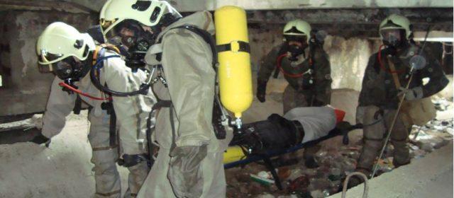 Аварийно-спасательное обслуживание опасных производственных объектов